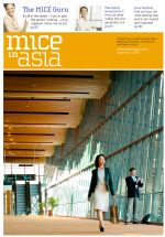 MICE in Asia issue one cover